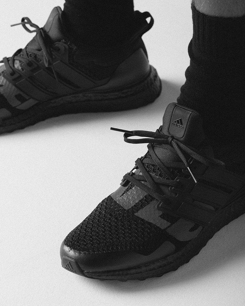 "This ""Blackout"" adidas Ultraboost 1.0 Is UNDEFEATED's Stealthiest Yet"