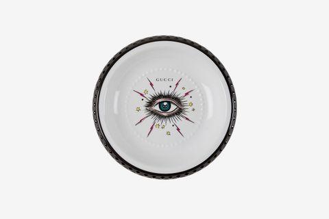 Star Eye Round Trinket Tray