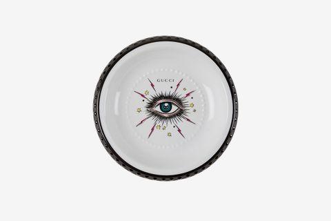 Star Eye Round Trinket Tray