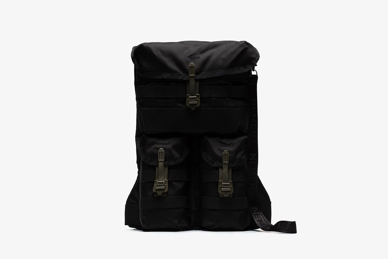 Cargo Crossbody Holster Bag