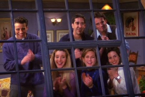 'Friends' Reunion Special at HBO Max - Jennifer Aniston, Cast Returning