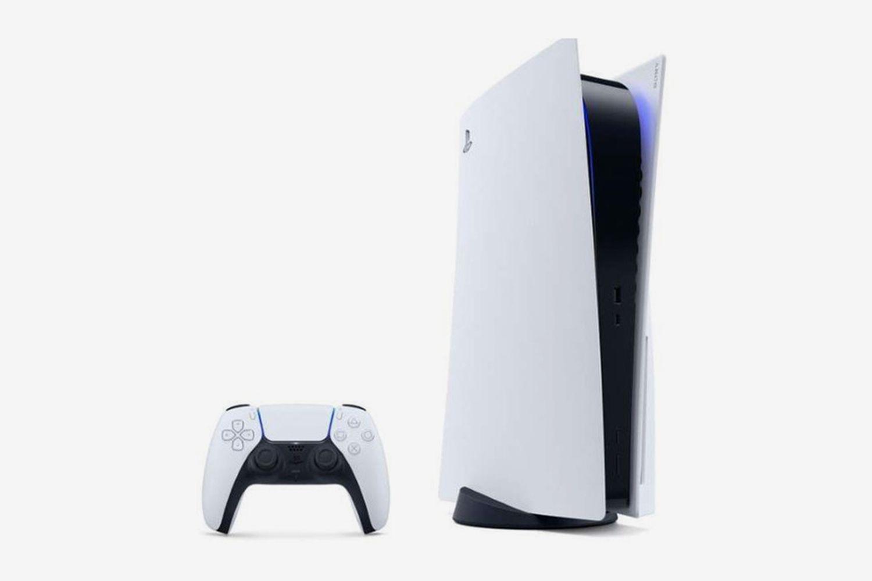 PS5 PlayStation 5 (EU Plug) Blu-Ray Edition Console