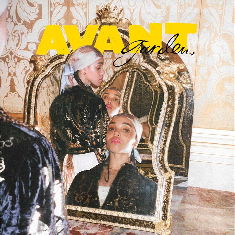 FKA twigs Unveils Fifth Issue of 'AVANTgarden'
