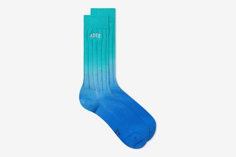 Fade Logo Sock