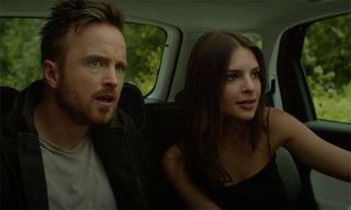Emily Ratajkowski & Aaron Paul Star in New Romantic Thriller 'Welcome Home'