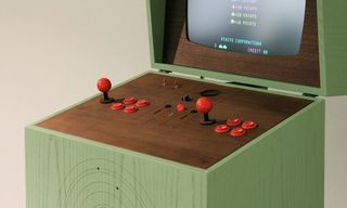 Back to the Golden Age of Arcades – Retro Gadgets by Love Hulten