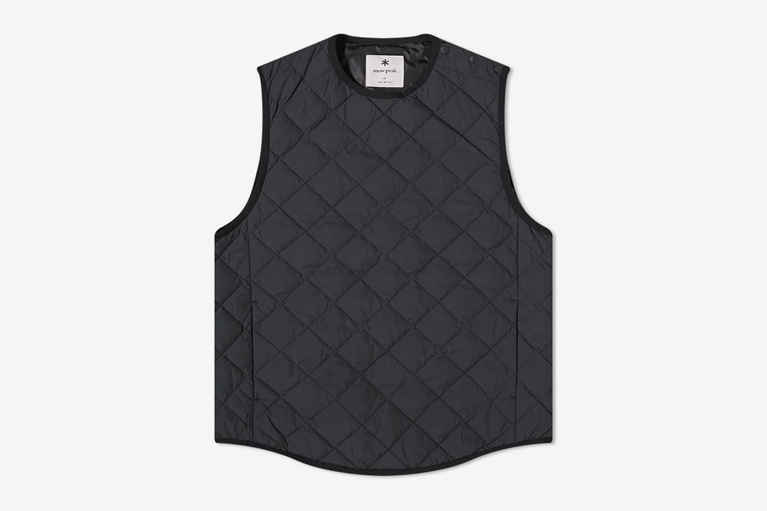 Recycled NY Ripstop Down Vest