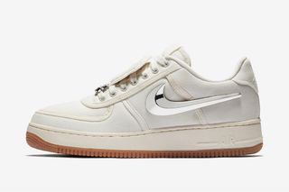 "new style 1c8af a3101 How   Where to Cop Travis Scott s ""Sail"" Nike Air Force 1 Today"