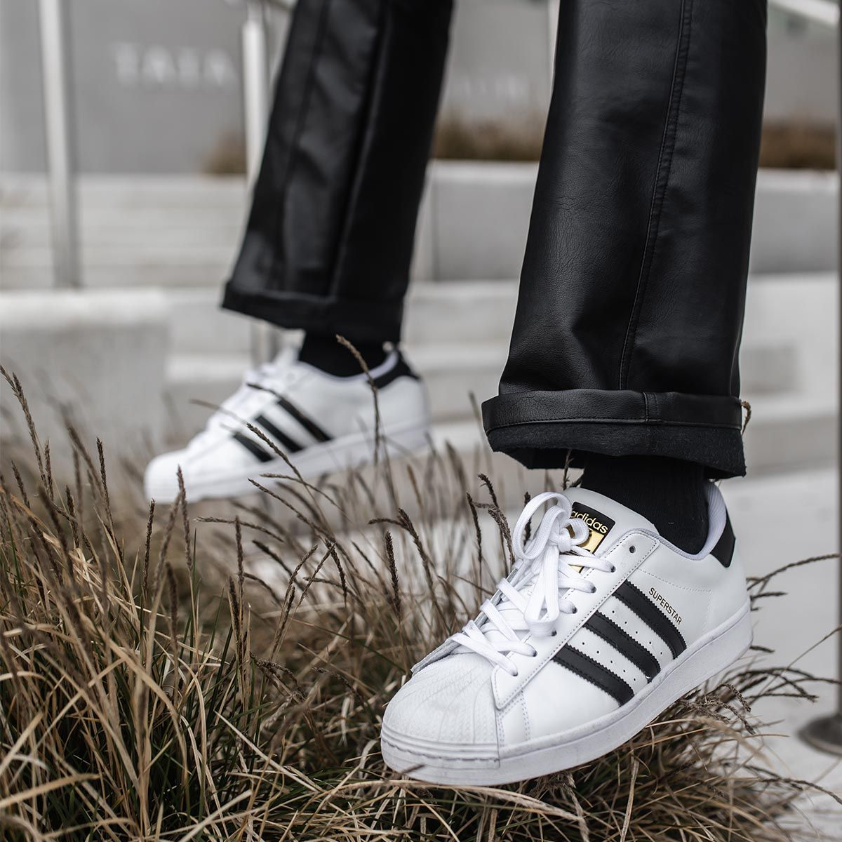 How Stylish New Yorkers Are Celebrating the adidas Superstar's 50th Anniversary 1
