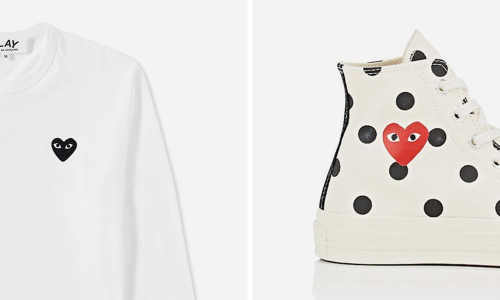 COMME DES GARÇONS PLAY: Must-Have Items & Where To Buy Them