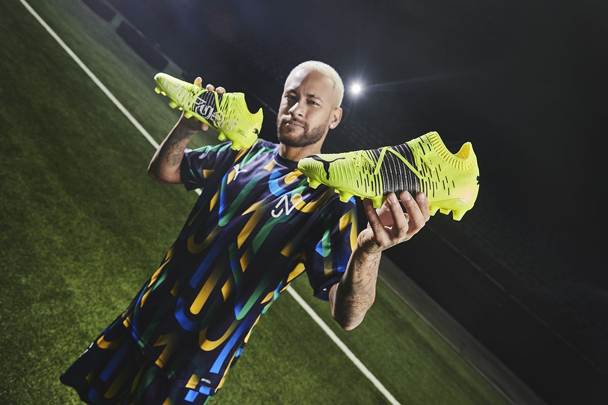 Neymar's Debut PUMA Collab Will Drive You Crazy