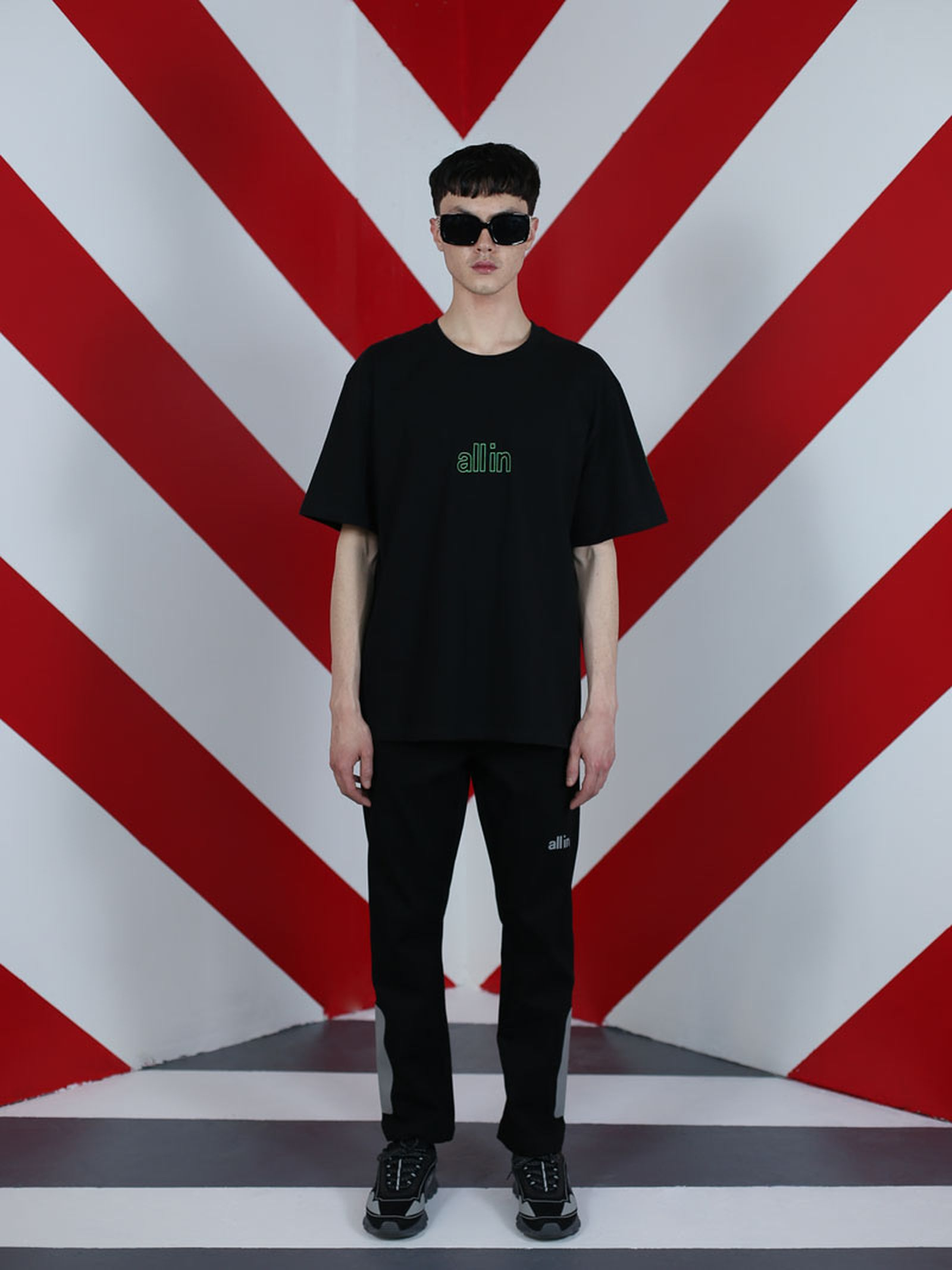 1all in ss19 lookbook
