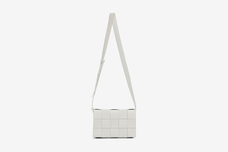 Intrecciato Casette Bag