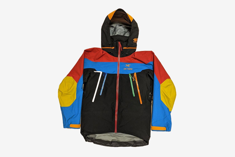 Beams Plus Theta SV Jacket
