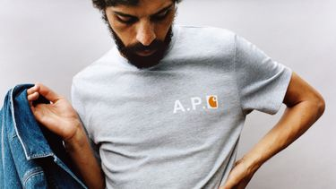 A.P.C. X CARHARTT WIP - campaign