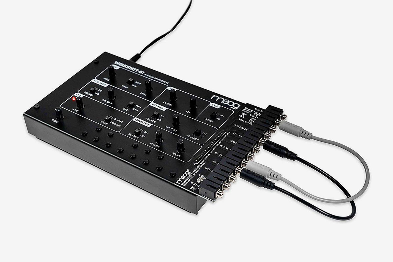 Werkstatt-01 Analog Synth Kit and CV Expander
