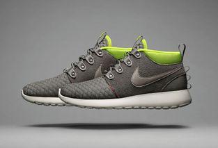 reputable site 999e6 7075a Nike Roshe Run SneakerBoot