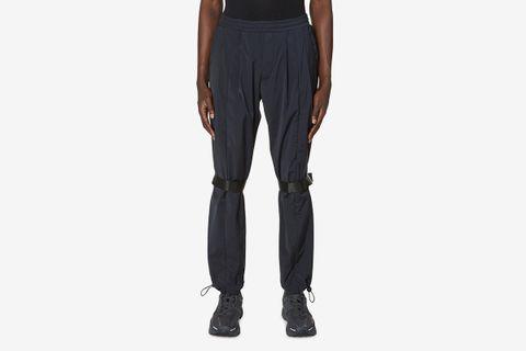 Black Tapes Track Pants