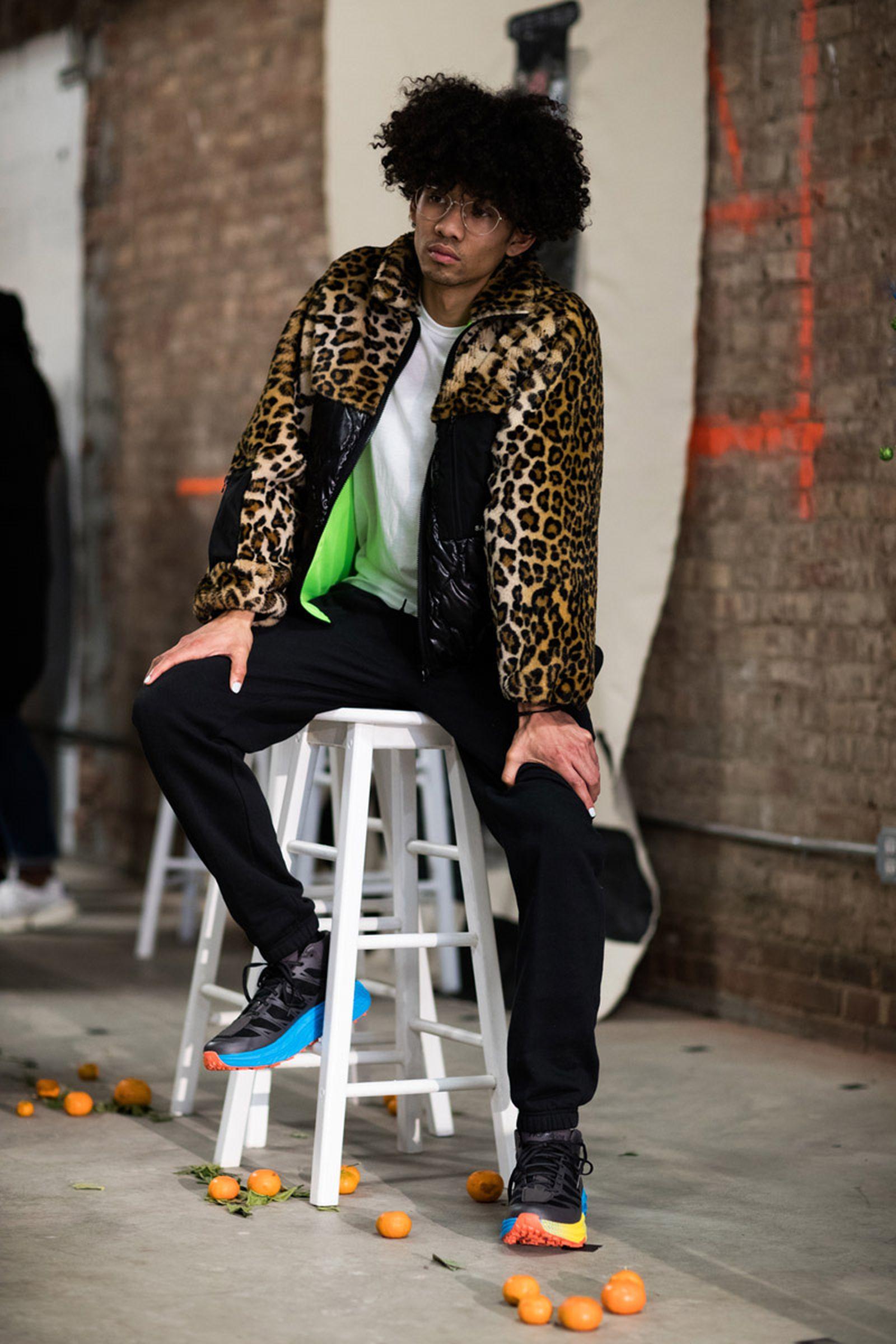 1sandy liang fw19 new york fasgion week Sadny Liang new york fashion week