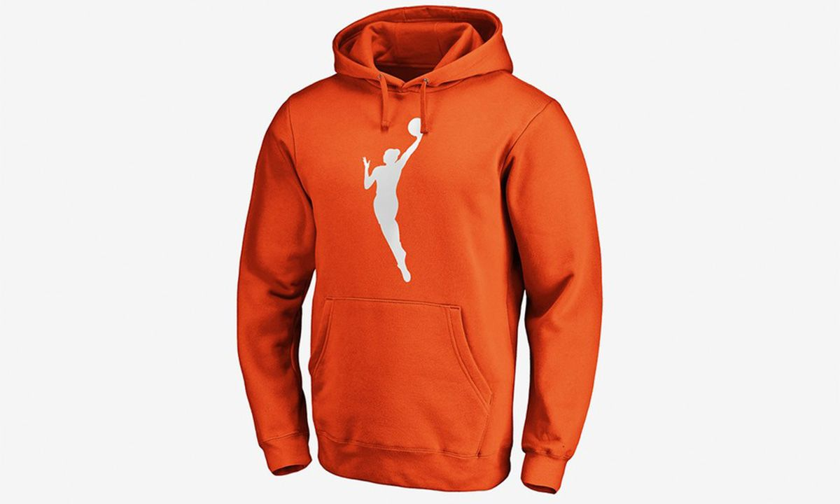 The NBA Can't Get Enough of This Orange Hoodie