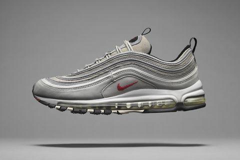 "separation shoes 0075a e2581 Nike Air Max 97 ""Silver Bullet"" (1997)"
