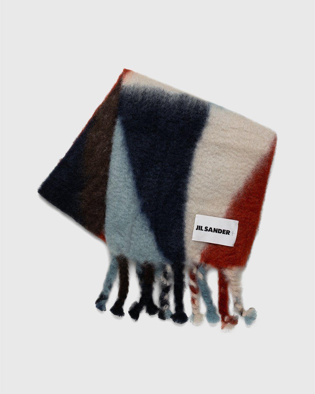 Jil Sander – Woven Scarf Multi - Image 1