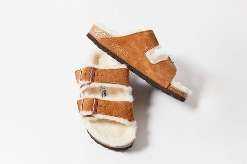 Arizona Shearling Sandal