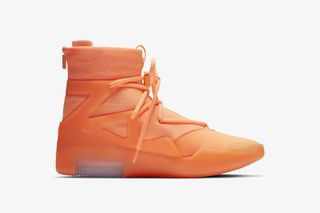 "check out 149ec 978d9 Nike Air Fear of God 1 ""Orange Pulse""  Official Release Info"