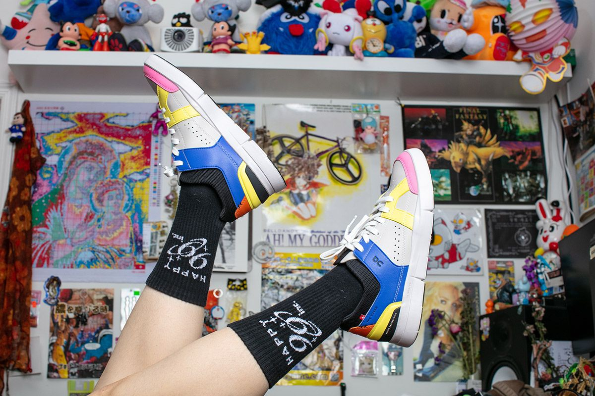 Meet the Artist Imagining ON's New ROGER Clubhouse Sneaker as a Person 23