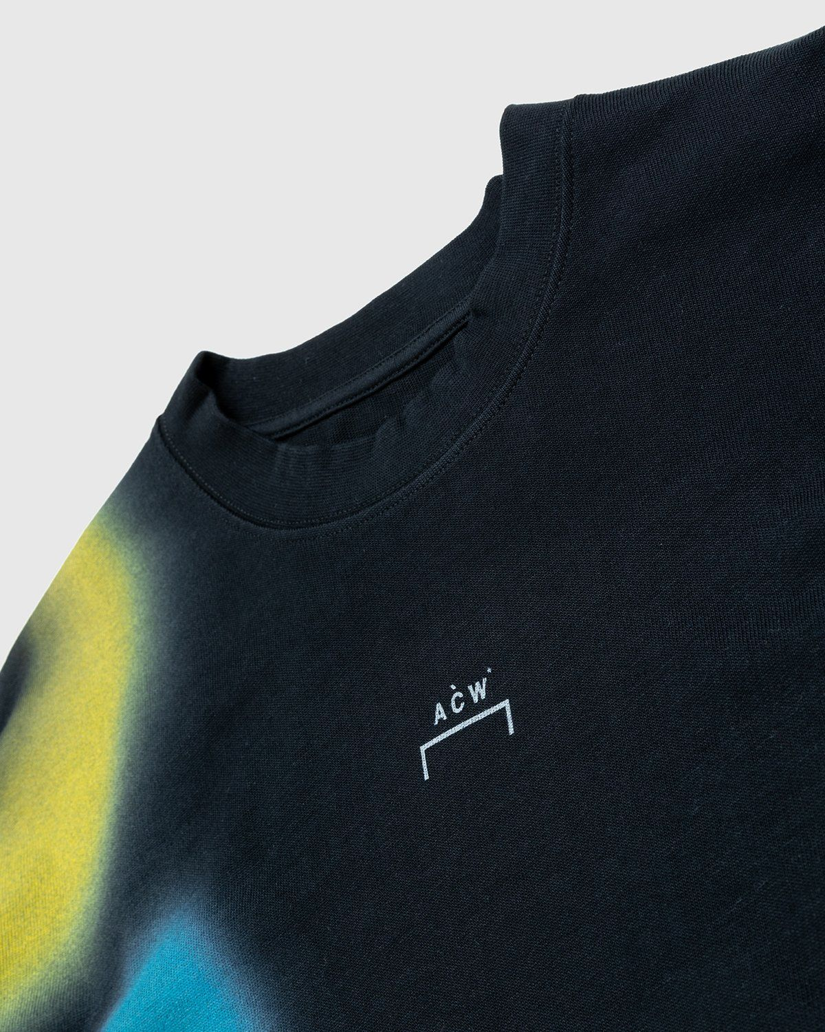 A-COLD-WALL* – Hypergraphic Longsleevee Black - Image 3