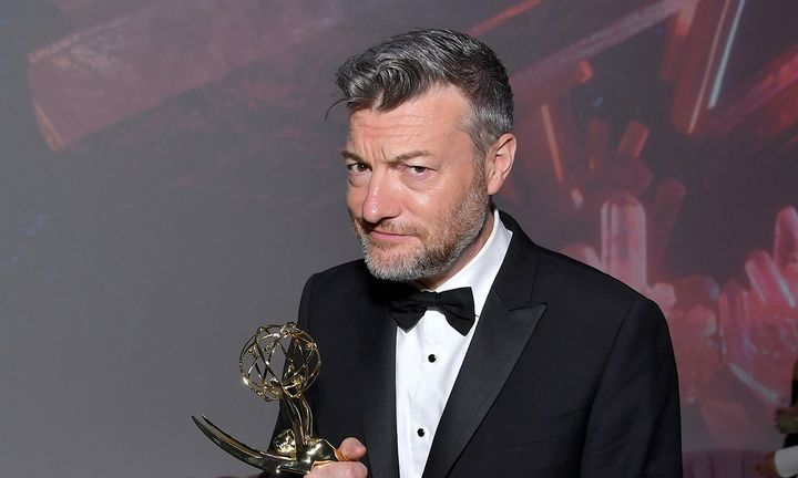 Charlie Brooker attends the 2019 Netflix Primetime Emmy Awards After Party