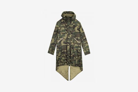 Uniform Parka