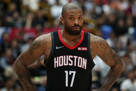 pj tucker Houston rockets jersey nike