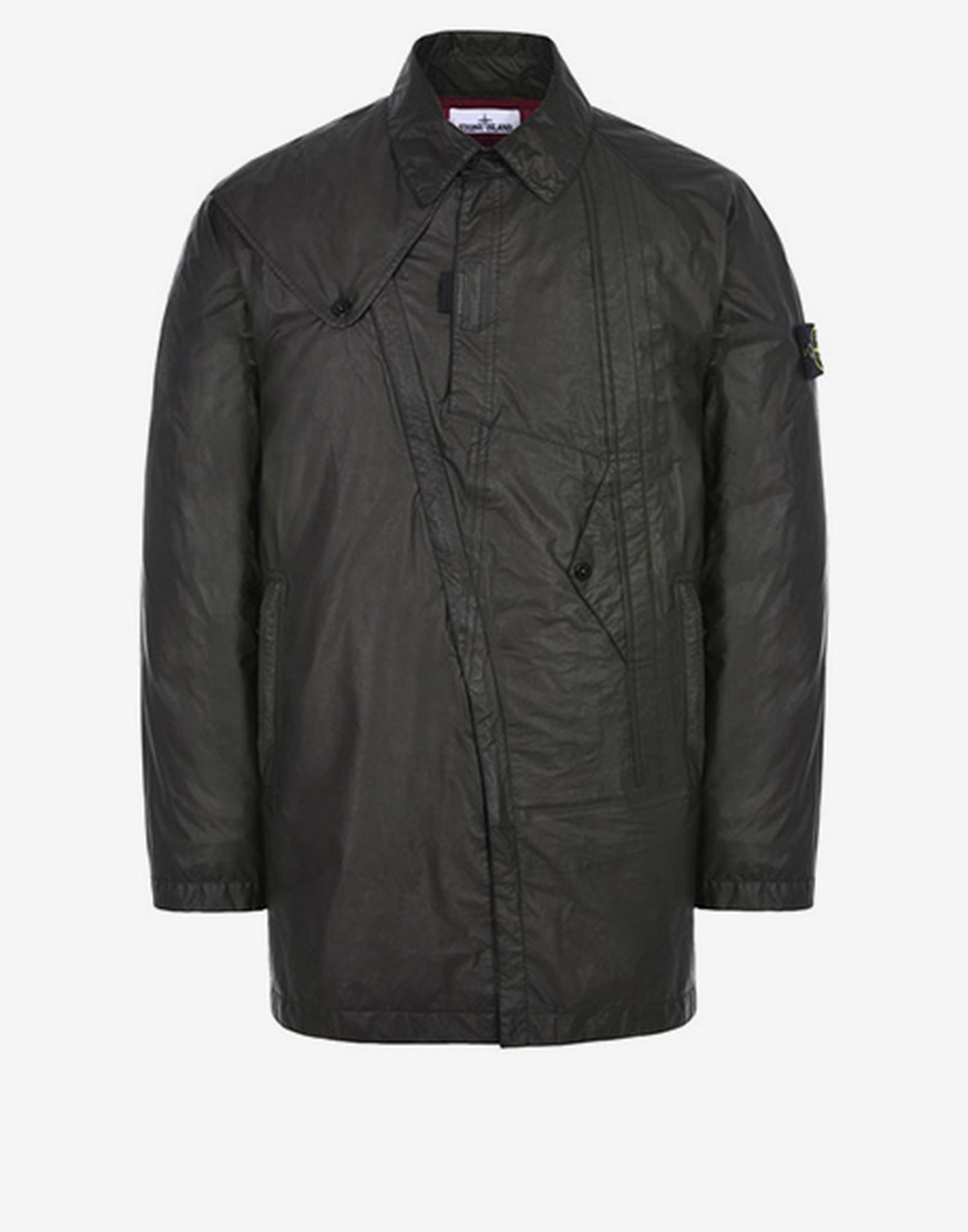 stone island permanent water repeller gore tex