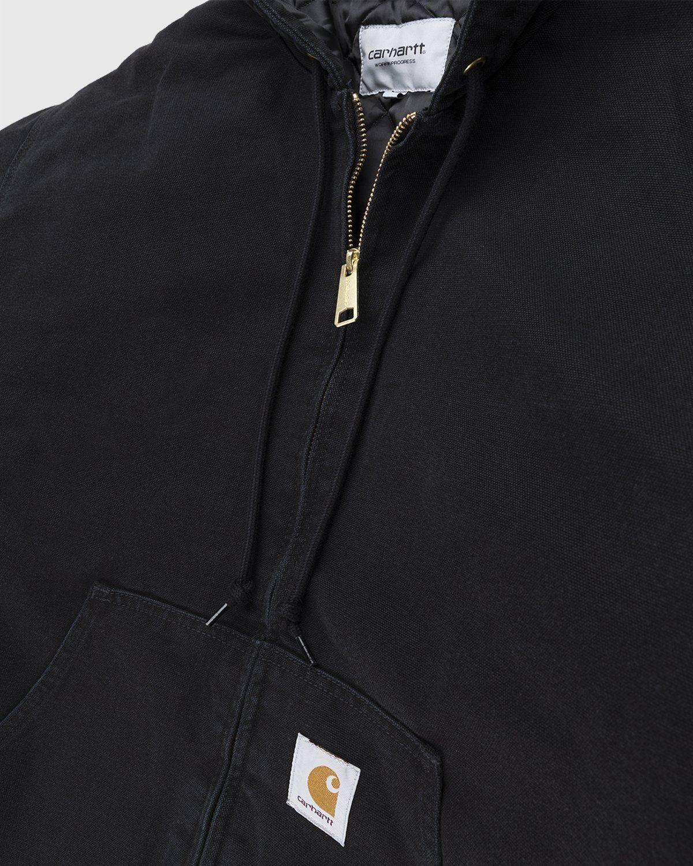Carhartt WIP – OG Active Jacket Black - Image 4