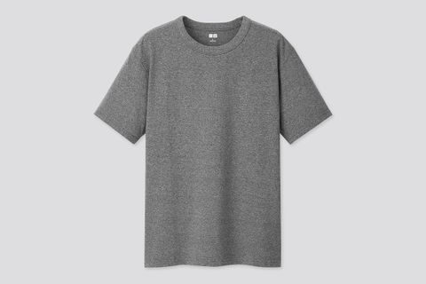 U Crew Neck Short-Sleeve T-Shirt