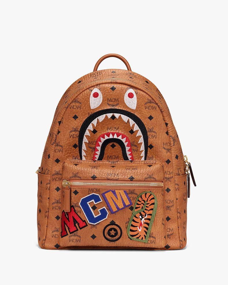 Backpack 037 - Cognac