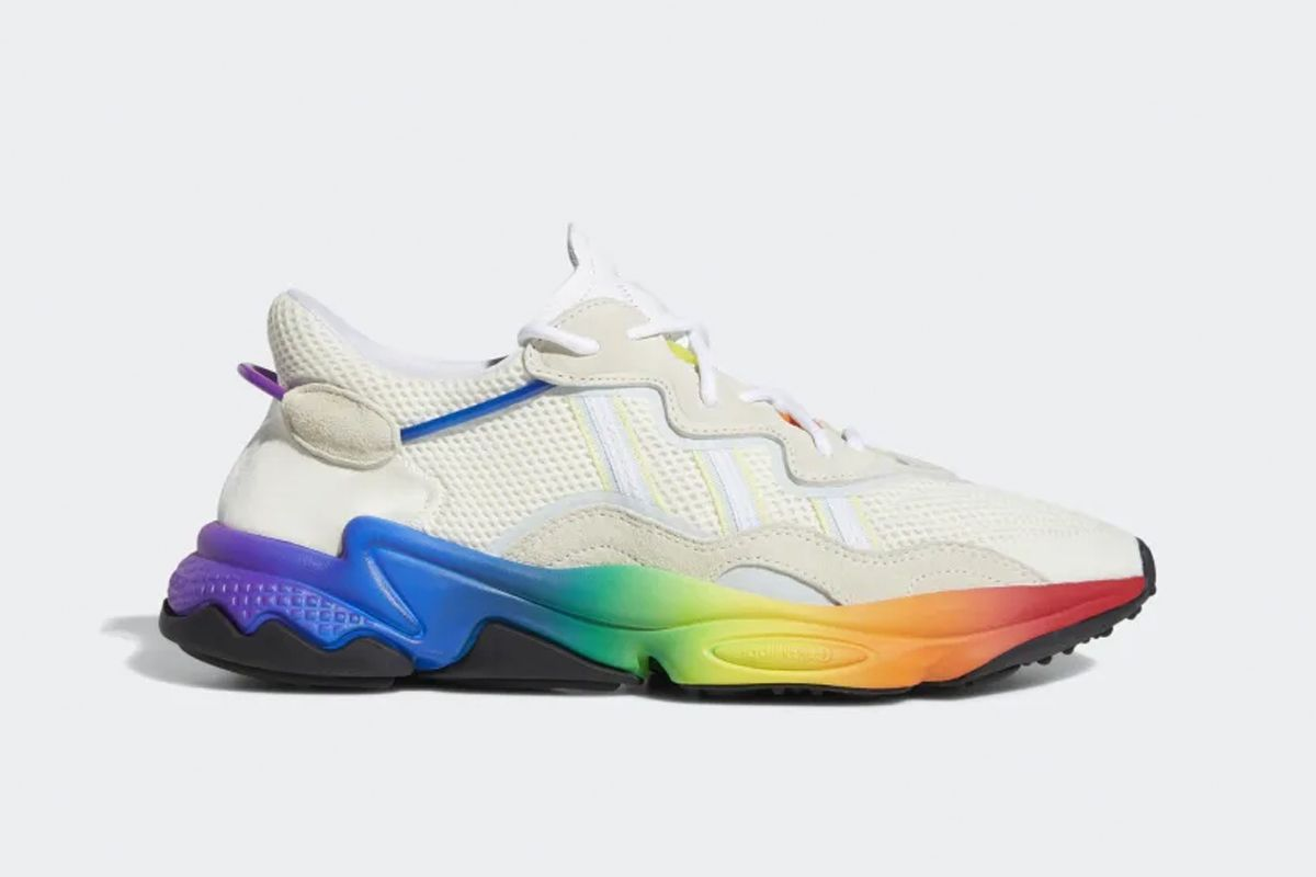 adidas' Bold Pride-Themed Ozweego Takes a Stand for Equal Love