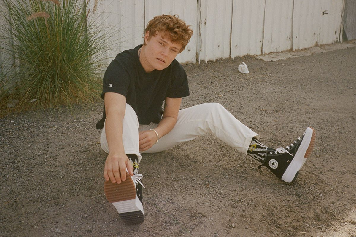 Carter Howe Is the Converse Campaign Star Embodying Transness on His Own Terms 23