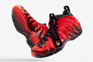 "sports shoes fa20c 1a4a1 Nike Re-Releasing the 2013 Air Foamposite One ""Doernbecher"""