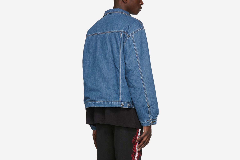 Denim 'The Artist' Trucker Jacket