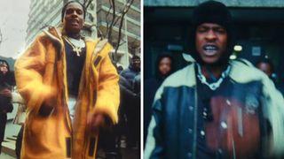 asap rocky praise the lord da shine video A$AP Rocky skepta
