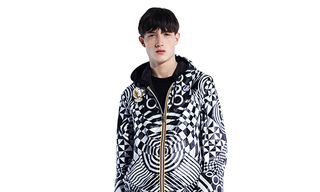 VERSUS VERSACE & K-Way Parka and iPad Cover Collaboration