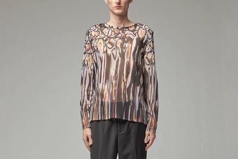 Delicate Long Sleeve Shirt