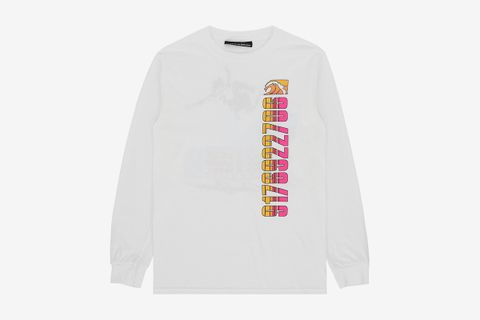 Tony Island Long Sleeves T-Shirt