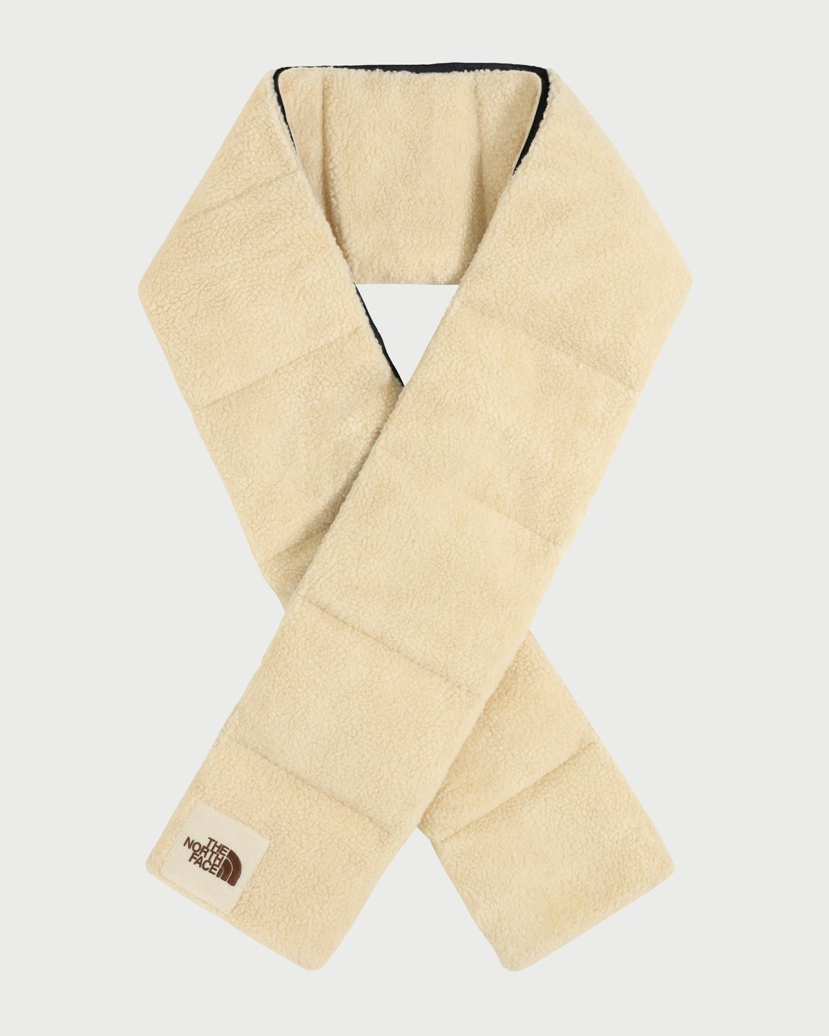 The North Face Brown Label - Insulated Scarf Bleached Sand Unisex - Image 1