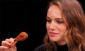 Natalie Portman Tears Up While Eating Spicy Wings on 'Hot Ones'