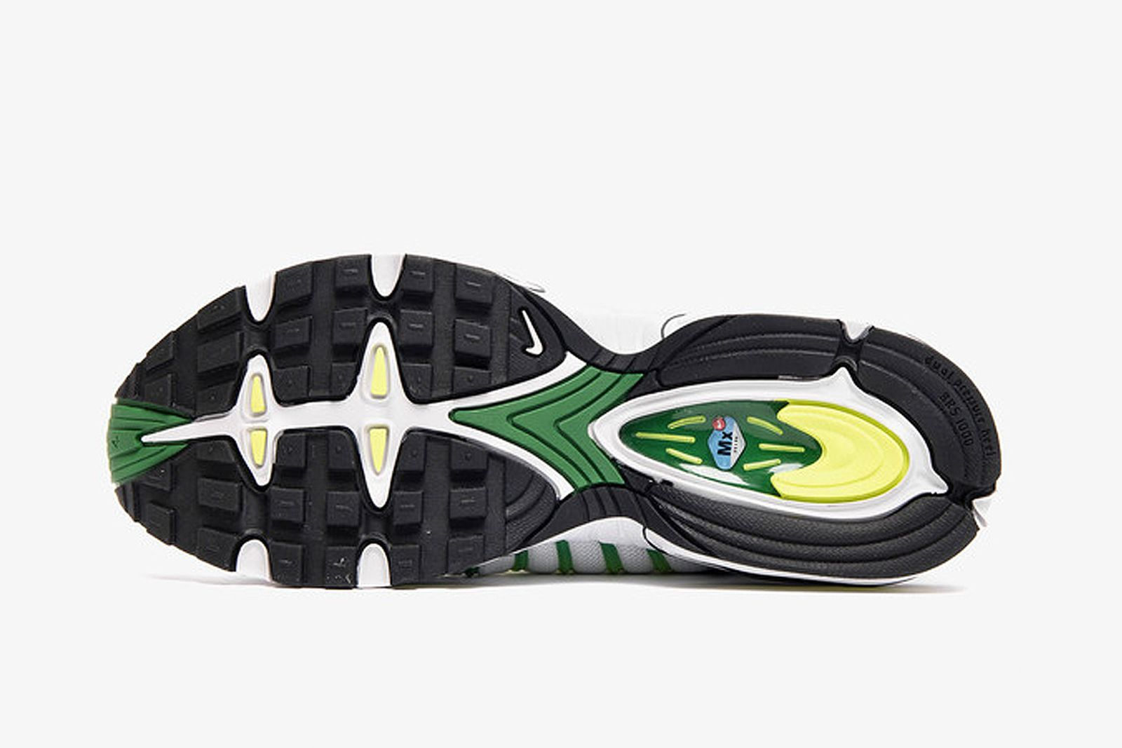 nike air max tailwind 4 white volt release date price