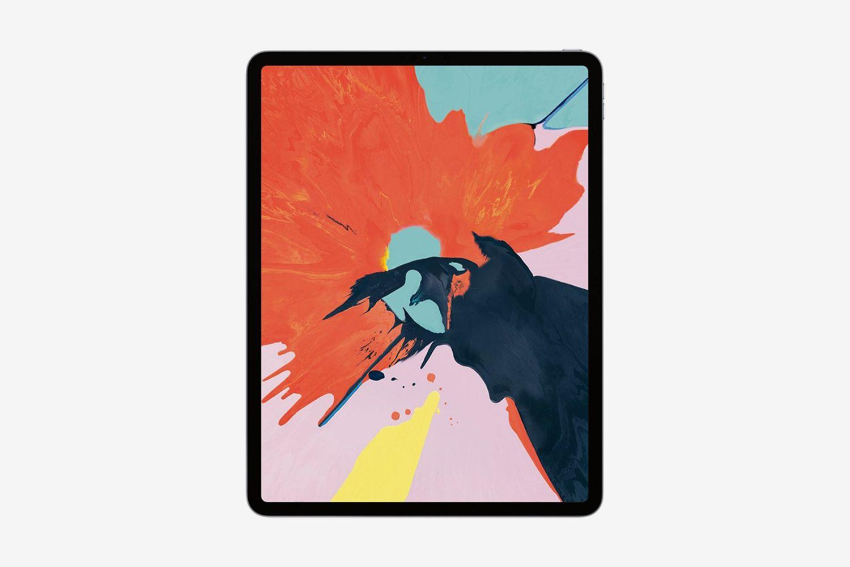 12.9-Inch iPad Pro with Wi-Fi 64GB Space Gray
