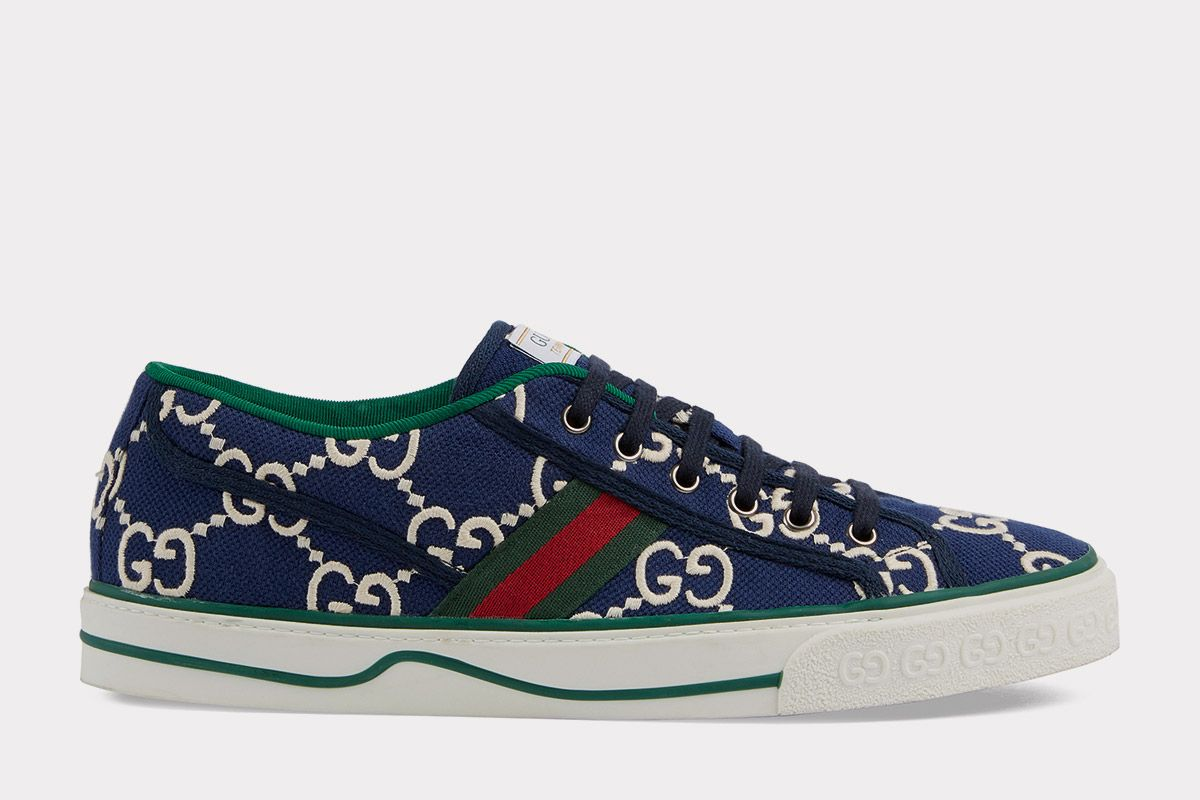 Gucci's Newest Sneaker Is Releasing in Miami for Art Basel 4